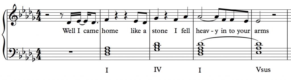 B - Verse